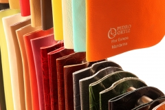 Determine su tapizado en piel