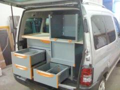 Equipamiento interior de furgonetas,inansur - foto 4