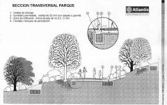 Drenaje e infiltracion parques y jardines
