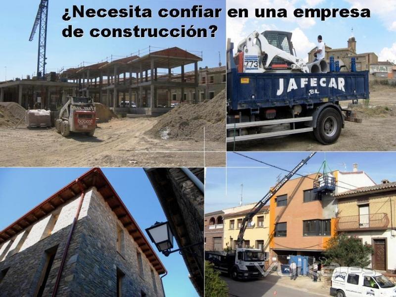 Foto de construcciones jafecar s l foto 3 for Saneamientos zaragoza