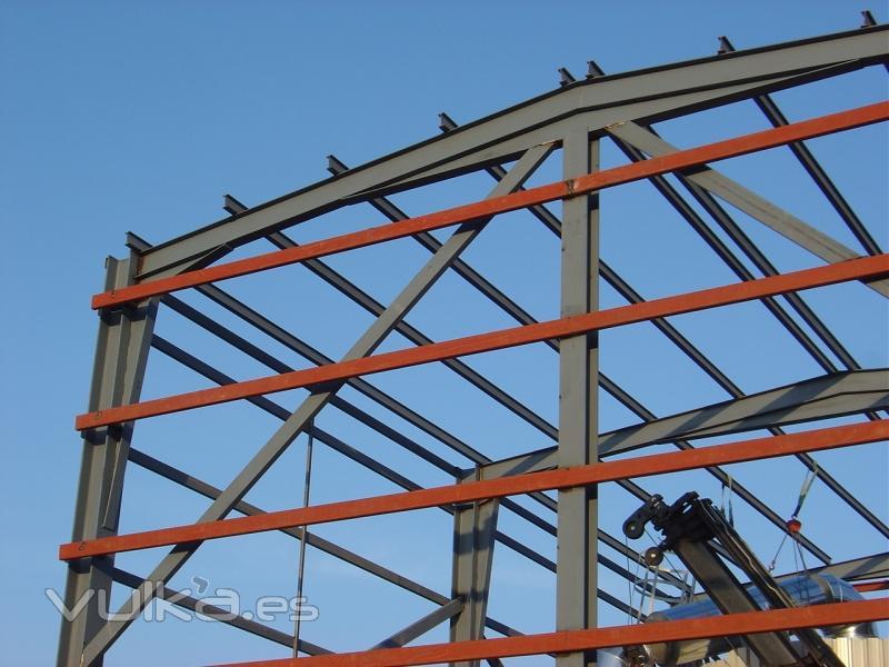 Ingenieria toledo - Estructuras metalicas murcia ...
