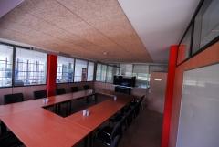 Sala de reuniones de ventas