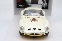 Ferrari 250 gto s.s.el papa benedicto xvi de fly car model.ref/ 99080.  scalextric colecciolandia
