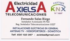 Axielsa instalaciones electricas - foto 18