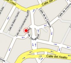 Fácil acceso. céntrica localización.