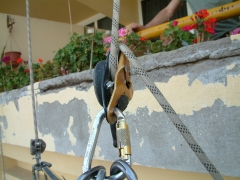Reparación de fachadas y problemas de humedad.
