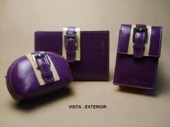 Coleccion - hc - color orquidea / piel&mer