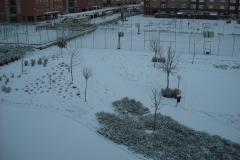 Mantenimiento tras nevada