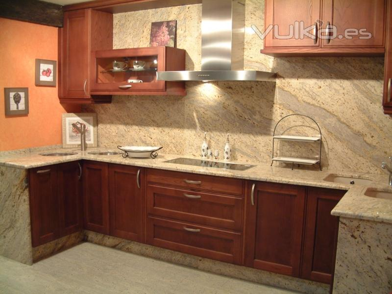 Granitos de villalba - Cocinas con encimera de granito ...