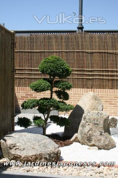 Jardines japoneses a coru a for Jardines zen valladolid