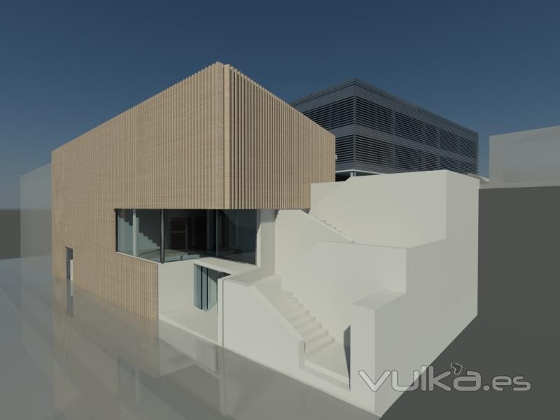 Foto edificios de dise o energeticamente sostenibles for Diseno de edificios