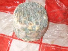 Queso azul de oveja artesanal