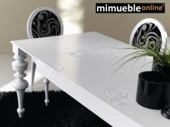 Mesa de comedor extensible calipso wood