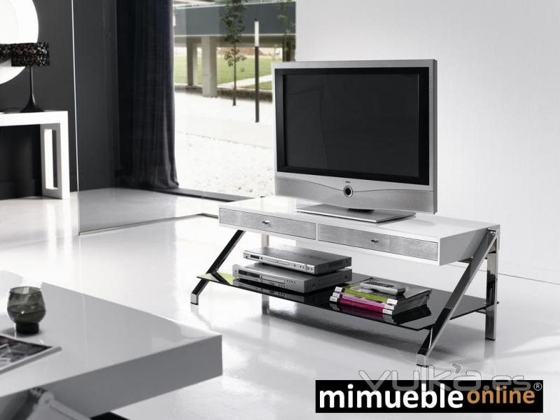 for Mesas de tv modernas