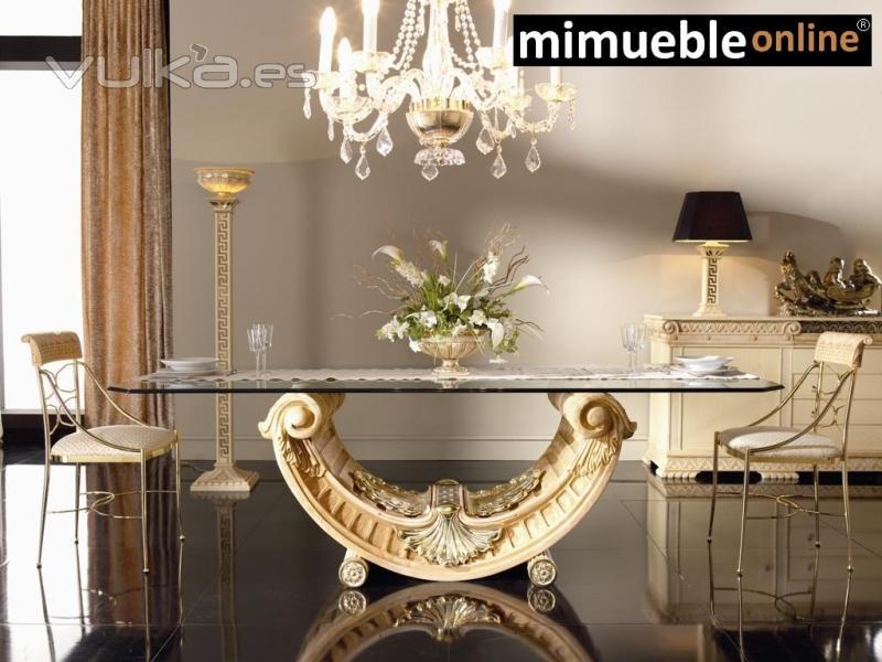 mesa de comedor emperatriz