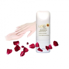 Serie ol� natur: crema de manos con aceite de rosas. proporciona una sensaci�n muy agradable para las manos. ...