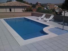 piscina con cloracion salina