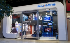 Blu:sens fachada Outlet Area Central