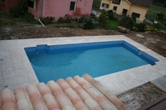 Barcenilla de piélagos. piscina. construction management.2010