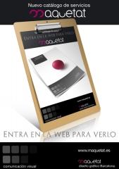 Catalogo de servicios, diseño grafico barcelona.
