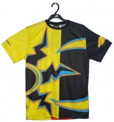 Nueva camiseta de Valentino Rossi