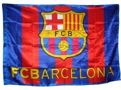 Bandera del FC Barcelona Temporada 09/10