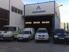 Agrocaman s.l. Instalaciones