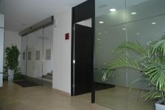 Hall y sala de atención al paciente