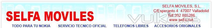 TODO PARA TU NOKIA. Servicio Tecnico Oficial. Reparacion telefonos. Todos los accesorios originales