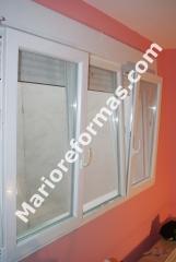 Somos fabricantes de ventanas de pvc  una buena ventana por poco dinero