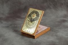 Reloj solar de varilla