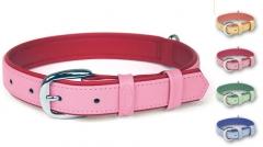 Collar flexi summertime azul (1,6x37 cm.) el complemento ideal para todas las correas summertime,  collar de cuero ...