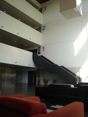 Sede central de las oficinas t-ingeniamos - edif. galia center (málaga)