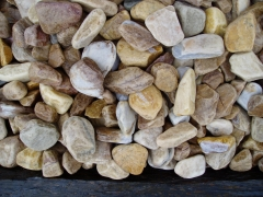 Canto rodado  color madera