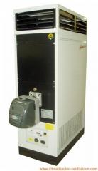 Calefactor industrial a gas�leo - 43kw
