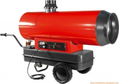 Calefactor port�til con chimenea an-025