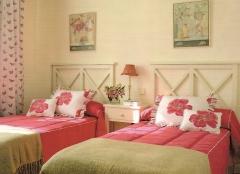 Ambiente dormitorio lucía colos marfil, disponible en varias medidas y colores.