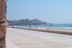 paseo y playa