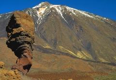 El teide era un volcán considerado sagrado desde la antigüedad y que tenía reministencias mitológicas, como el ...