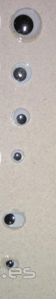Ojos para mu�ecos