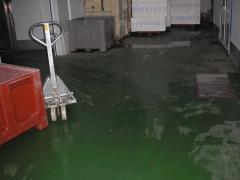 Pavimento industrial granada