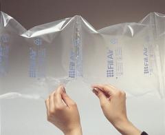 Bolsas de aire fill air para relleno de huecos