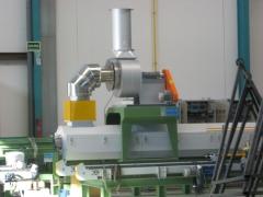 Maquinaria industrial.