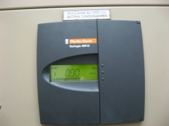 Regulador automatico bateria de condensadores.