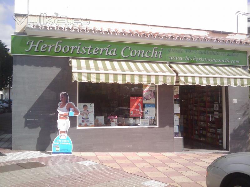 Herboristería Conchi