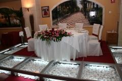 Bodas, banquetes y celebraciones en restaurante ib�ricos
