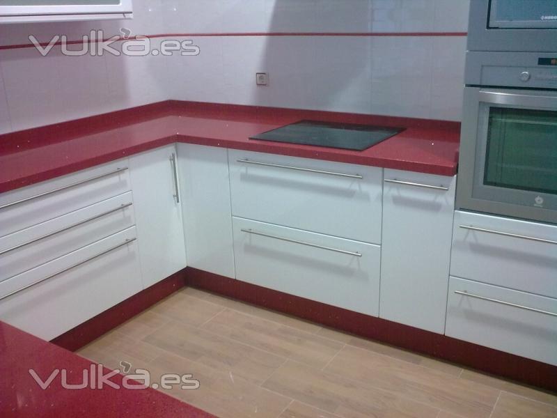 Opiniones sobre esta cocina decorar tu casa es - Que es el silestone ...