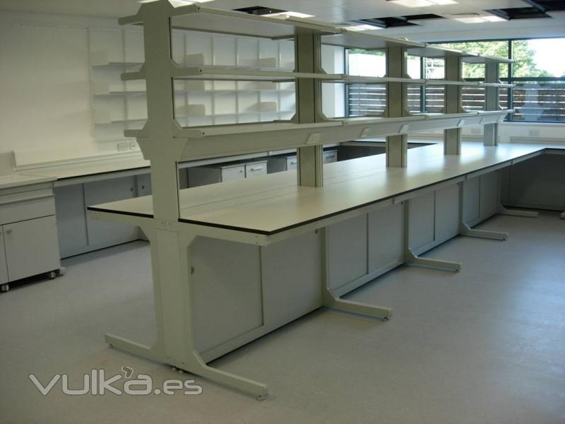 Romero Muebles De Laboratorio