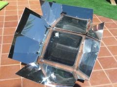 Horno solar sunoven