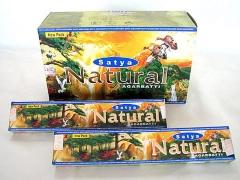 Incienso natural de satya